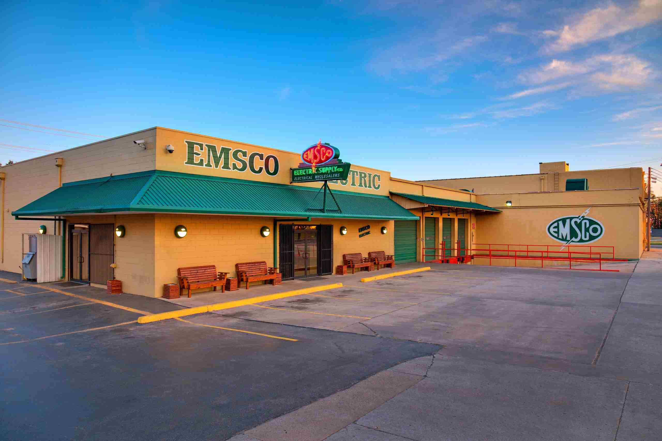 About EMSCO Electric